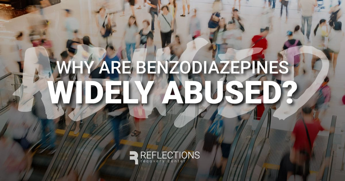 Why Are Benzodiazepines Like Xanax Widely Abused?