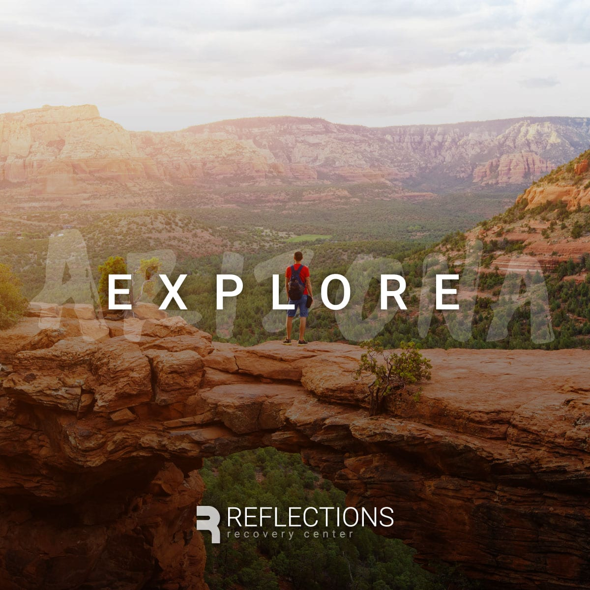 Enjoying Addiction Treatment and Therapy in Arizona Outdoors - Reflections Recovery