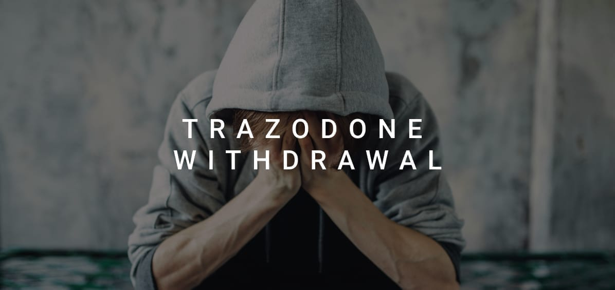 Trazodone Withdrawal
